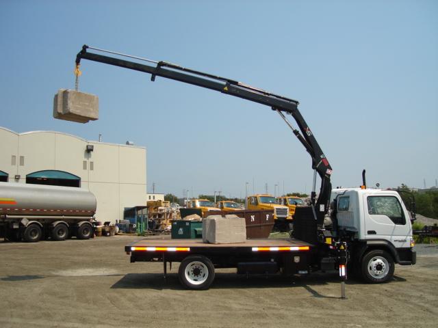 Articulating Boom Truck : Boom truck class iv articulated crane training