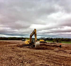 Excavator May 2014