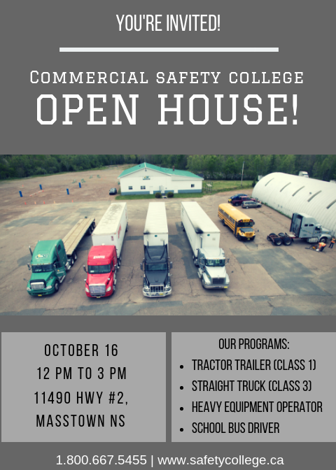 Open House October 2018